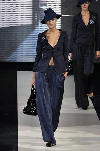 Giorgio Armani Spring 2007 Ready-to-wear Collections 0002