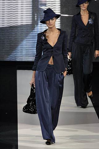 Giorgio Armani Spring 2007 Ready-to-wear Collections 0002
