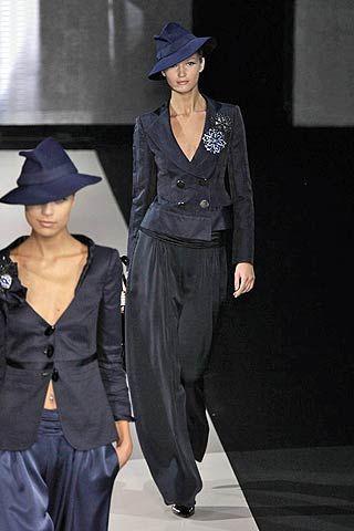 Giorgio Armani Spring 2007 Ready-to-wear Collections 0003