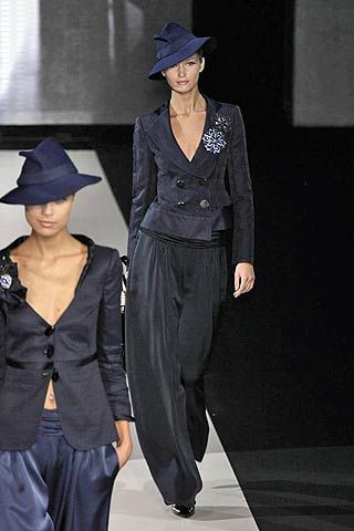 Giorgio Armani Spring 2007 Ready-to-wear Collections 0003