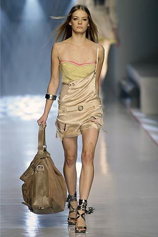 C-N-C Costume National Spring 2007 Ready-to-wear Collections 0003