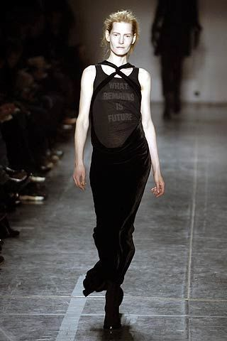 Ann Demeulemeester Fall 2006 Ready-to-Wear Collections 0003