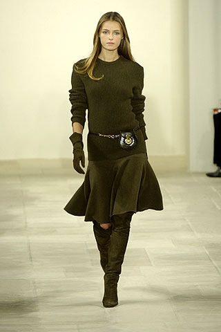 Ralph Lauren Fall 2006 Ready-to-Wear Collections 0001