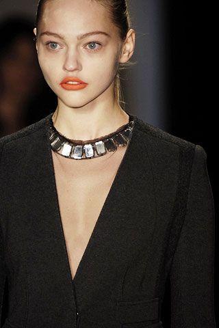 Donna Karan Fall 2006 Ready-to-Wear Detail 0001