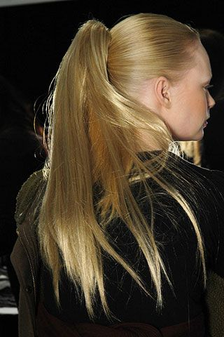 Jason Wu Fall 2006 Ready-to-Wear Backstage 0001