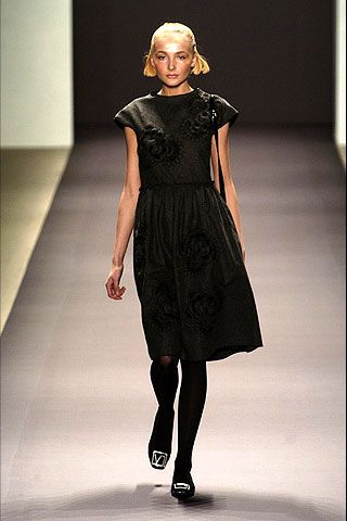 Vivienne Tam Fall 2006 Ready-to-Wear Collections 0001