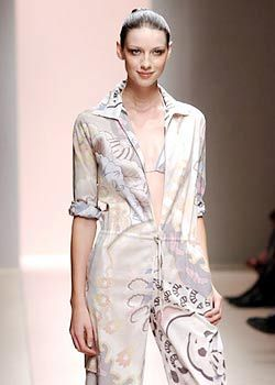 Leonard Spring 2003 Ready-to-Wear Collection 0001