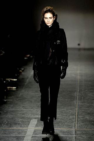 Ann Demeulemeester Fall 2006 Ready-to-Wear Collections 0001