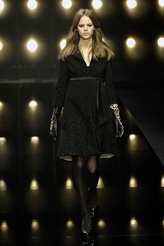 Alessandro Dell Acqua Fall 2006 Ready-to-Wear Collections 0001