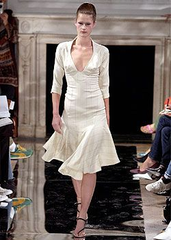 Warren Noronha Spring 2003 Ready-to-Wear Collection 0001