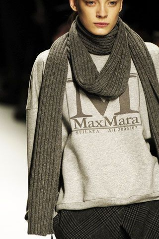 Max Mara Fall 2006 Ready-to-Wear Detail 0001