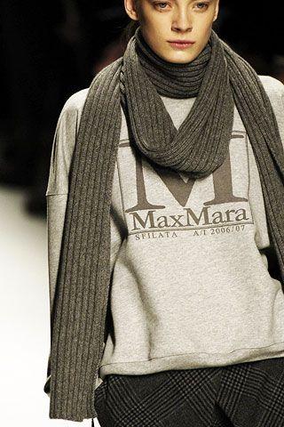 Max Mara Fall 2006 Ready-to-Wear Detail 0001