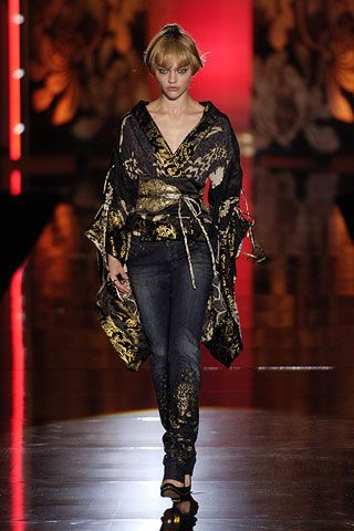 Just Cavalli Fall 2006 Ready-to-Wear Collections 0001