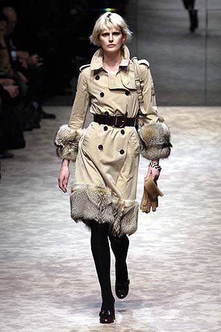 Burberry Prorsum Fall 2006 Ready-to-Wear Collections 0001