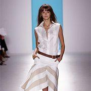 Anne Klein Spring 2003 Ready-to-Wear Collection 0001