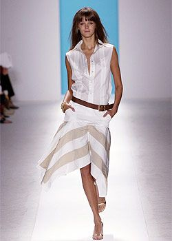 Anne Klein Spring 2003 Ready-to-Wear Collection 0001