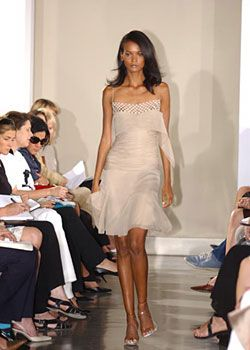 Badgley Mischka Spring 2003 Ready-to-Wear Collection 0001