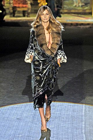 Roberto Cavalli Fall 2006 Ready-to-Wear Collections 0001