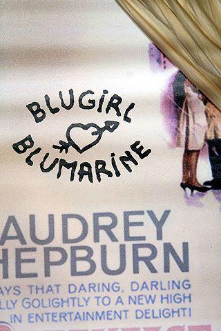 Blugirl Fall 2006 Ready-to-Wear Detail 0001