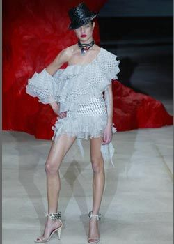 Emanuel Ungaro Spring 2003 Ready-to-Wear Collection 0002