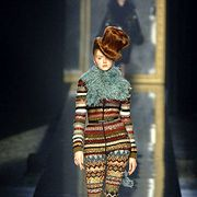 Fall 2006 Haute Couture Jean Paul Gaultier Collections 0001