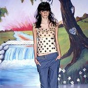 Nanette Lepore Spring 2003 Ready-to-Wear Collection 0001