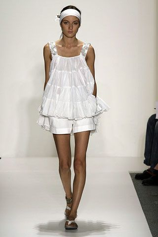 Ashish N Soni Spring 2007 Ready-to-wear Collections 0001