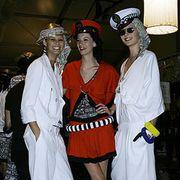 Alexandre Herchcovitch Spring 2007 Ready-to-wear Backstage 0001