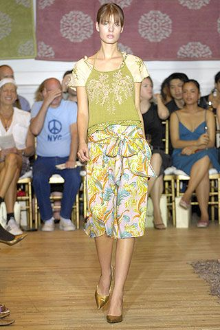 James Coviello Spring 2007 Ready-to-wear Collections 0001