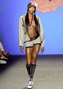 Anna Sui Spring 2003 Ready-to-Wear Collection 0001
