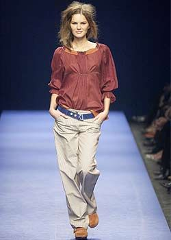 Philosophy Spring 2003 Ready-to-Wear Collection 0001