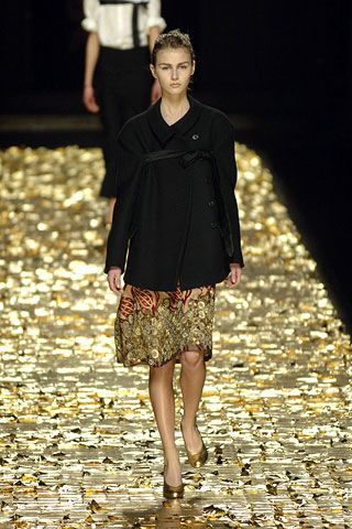 Dries Van Noten Fall 2006 Ready-to-Wear Collections 0001