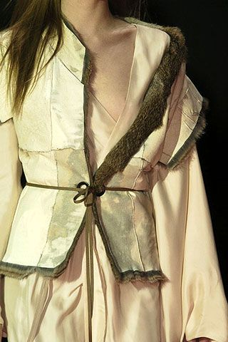 A.F. Vandevorst Fall 2006 Ready-to-Wear Detail 0001