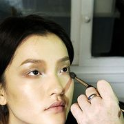 Paco Rabanne Fall 2006 Ready-to-Wear Backstage 0001