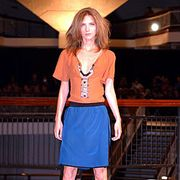 Sophia Kokosalaki Spring 2003 Ready-to-Wear Collection 0001
