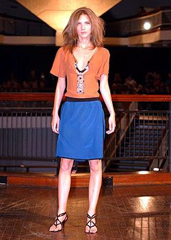 Sophia Kokosalaki Spring 2003 Ready-to-Wear Collection 0001