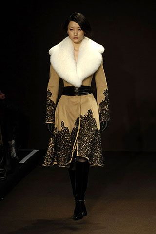 Andrew Gn Fall 2006 Ready-to-Wear Collections 0001