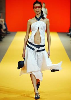 JeanCharles de Castelbajac Spring 2003 Ready-to-Wear Collection 0001