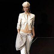 Emporio Armani Spring 2003 Ready-to-Wear Collection 0001