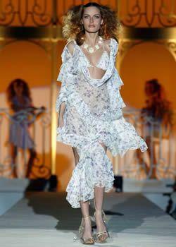 Antonio Berardi Spring 2003 Ready-to-Wear Collection 0001
