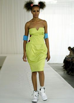 House of Jazz Spring 2003 Ready-to-Wear Collection 0001