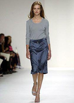 Calvin Klein Spring 2003 Ready-to-Wear Collection 0001