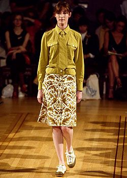 Eley Kishimoto Spring 2003 Ready-to-Wear Collection 0001