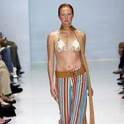 Peter Som Spring 2003 Ready-to-Wear Collection 0001