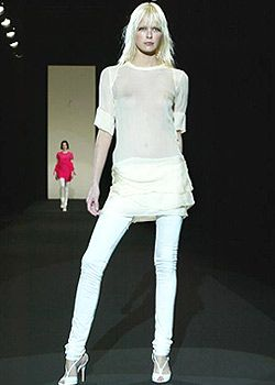 Alessandro Dell'Acqua Fall 2003 Ready-to-Wear Collections 0001