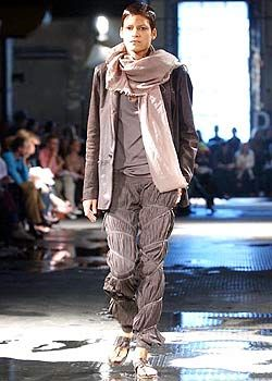 Ruffo Research Spring 2003 Ready-to-Wear Collection 0001