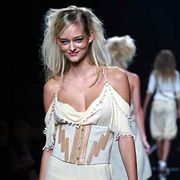 Moschino Spring 2003 Ready-to-Wear Collection 0001