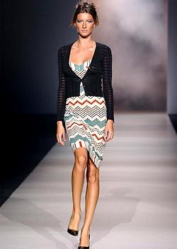 Missoni Spring 2003 Ready-to-Wear Collection 0001