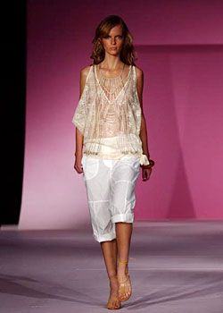 Markus Lupfer Spring 2003 Ready-to-Wear Collection 0001
