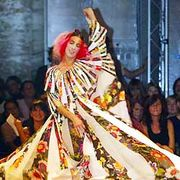 People, Event, Fashion, Artist, Temple, Tradition, Sandal, Costume design, Performance art, Dance,